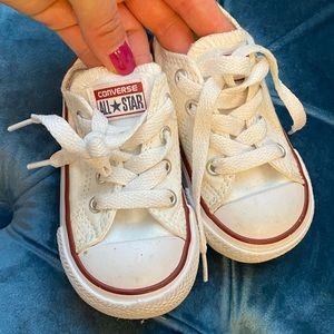 Converse size 5 infant